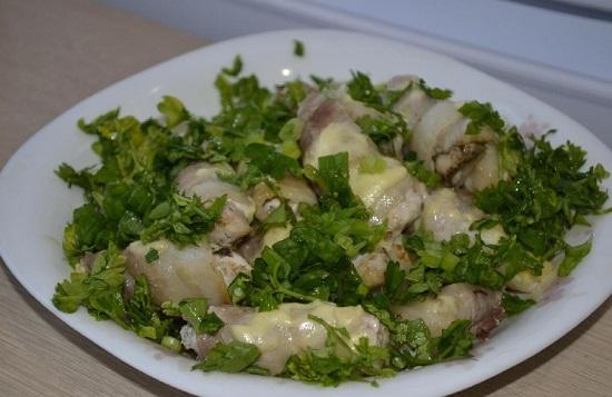 Куриное филе в беконе в духовке: рецепт