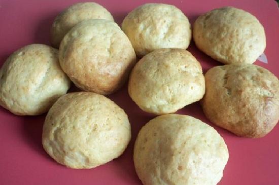 Традиционный рецепт творожных булочек в духовке