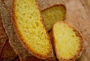 Рецепты хлеба из кукурузной муки в духовке
