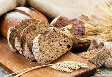 Хлеб из ржаной муки в духовке: рецепты