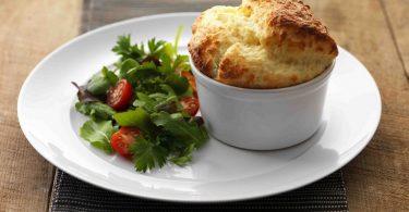 Диетическое мясное суфле в духовке: рецепт