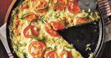 Кабачковая пицца в духовке: рецепт с помидорами