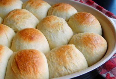 Рецепты пышных булочек в духовке на дрожжах