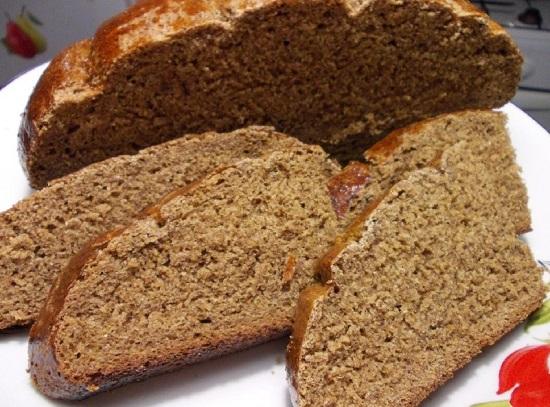 Черный хлеб: рецепты в духовке