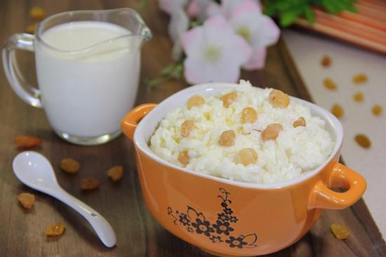 рисовая каша на молоке в духовке