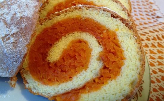рецепт приготовления тыквенного хлеба