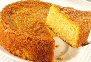 Рецепт пышного бисквита в духовке