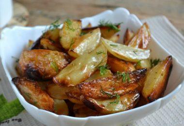 Как приготовить настоящий картофель Айдахо?