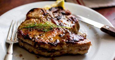 Рецепт отбивного мяса в духовке