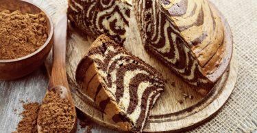 Как правильно печь пирог Зебра?