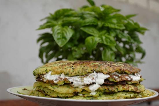 Торт из кабачков: рецепт в духовке