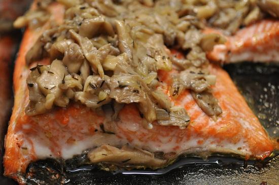 Традиционный рецепт запеченной горбуши по-царски