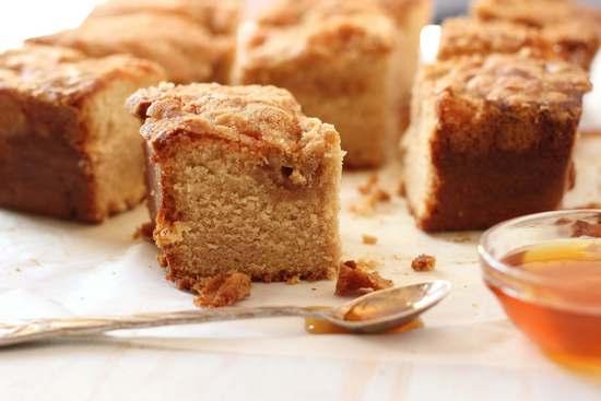 Медовый кекс в духовке: лучший рецепт