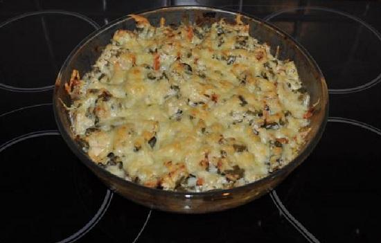 Фасоль в духовке: рецепт