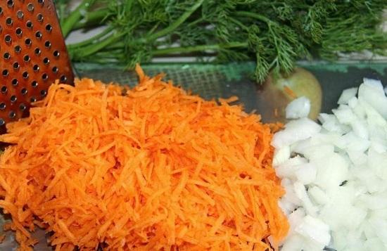 Корнеплод моркови натрем