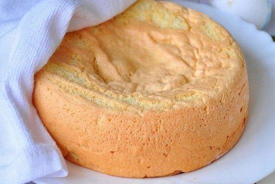 Торт в духовке: рецепт