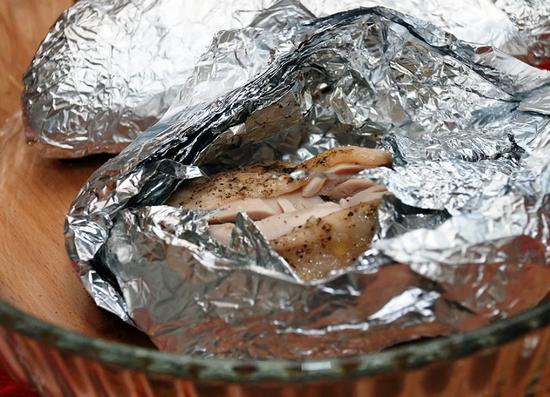 Рецепт курицы с грушами в медовом соусе в духовке