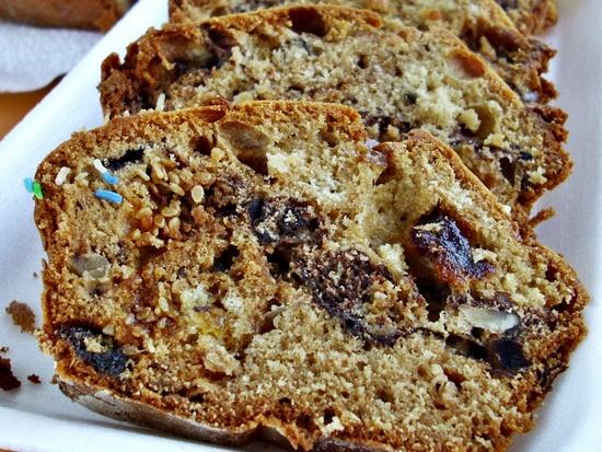 рецепт шоколадного кекса с духовке с халвой